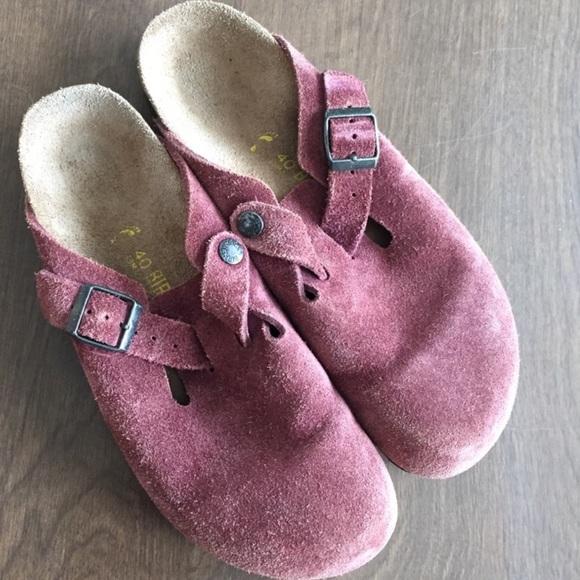 fb9acb41ba20 Birkenstock Shoes - Birkenstock Boston Clog
